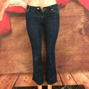Joe's Jeans | Dark Honey Boot Jeans 27x30